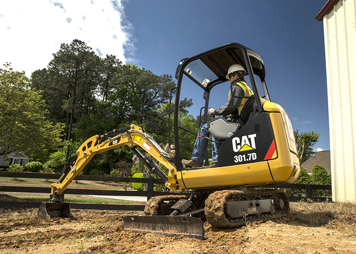 Cat Mini Excavator and used equipment for sale