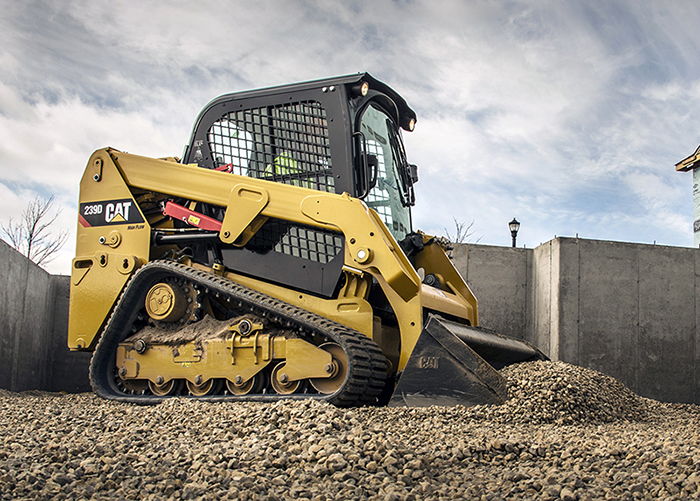 Cat Skid Steer and Equipment for Sale